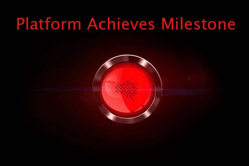 Platform Achieves Milestone