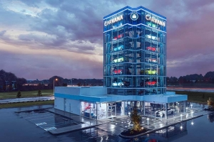 Carvana Expands in Midwest
