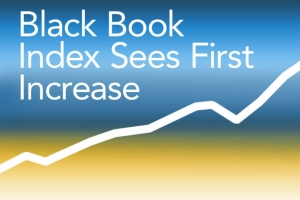 Black Book Index Sees First Increase
