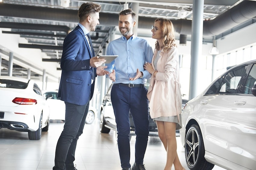 Consumers Spend Less Time Shopping for Cars