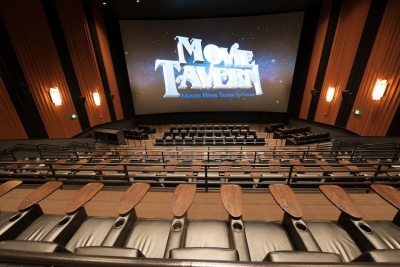 Popcorn at the Movies  –and  Brussel Sprouts ?