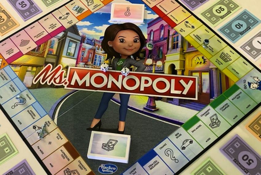 Holding the Door for Ms. Monopoly