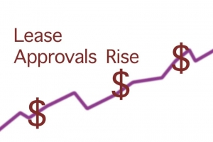 Lease Approvals Rise