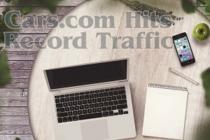 Cars.com Hits Record Traffic