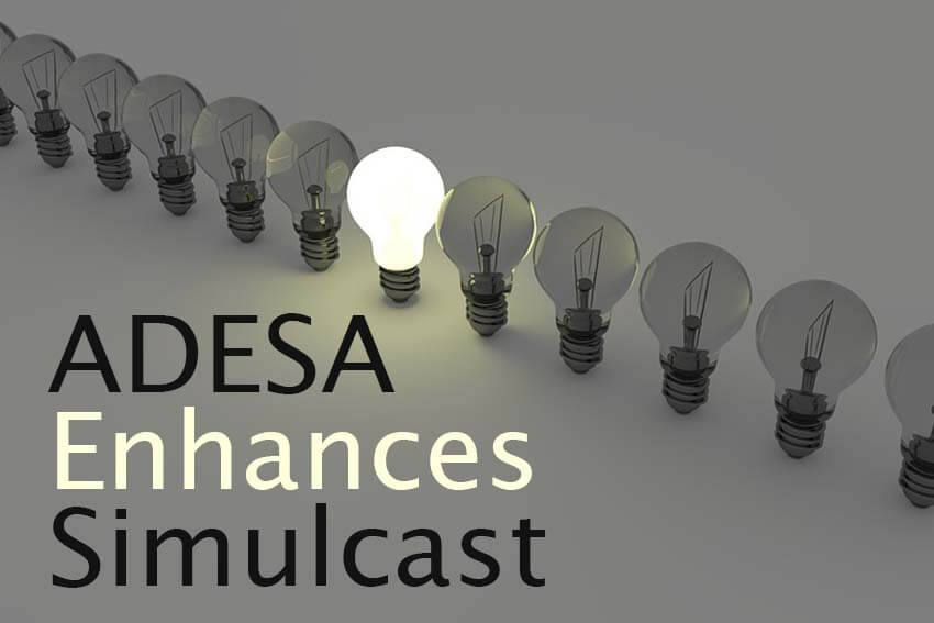 ADESA Enhances Simulcast