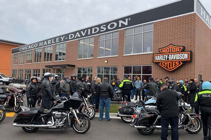 EEOC Sues Harley Dealer