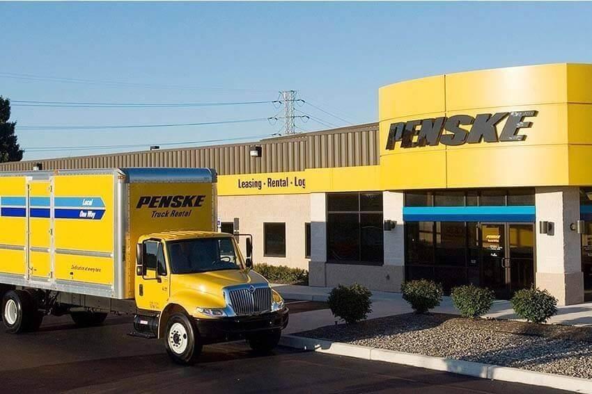 Penske Opens New Facility