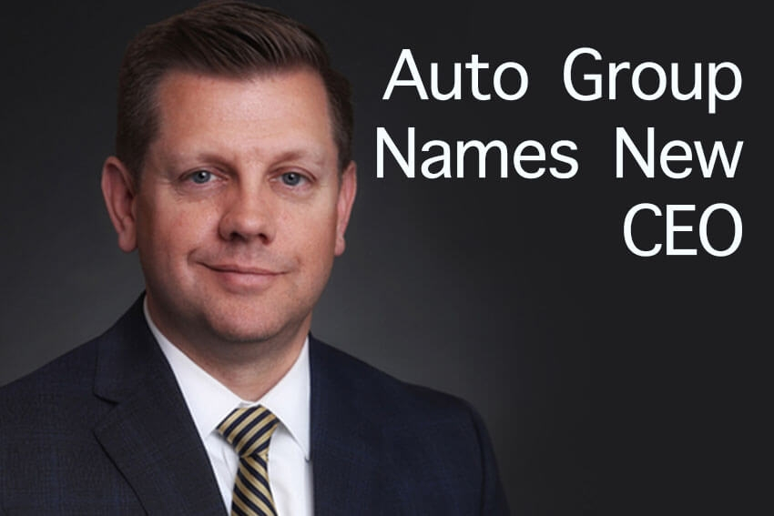 Auto Group Names New CEO