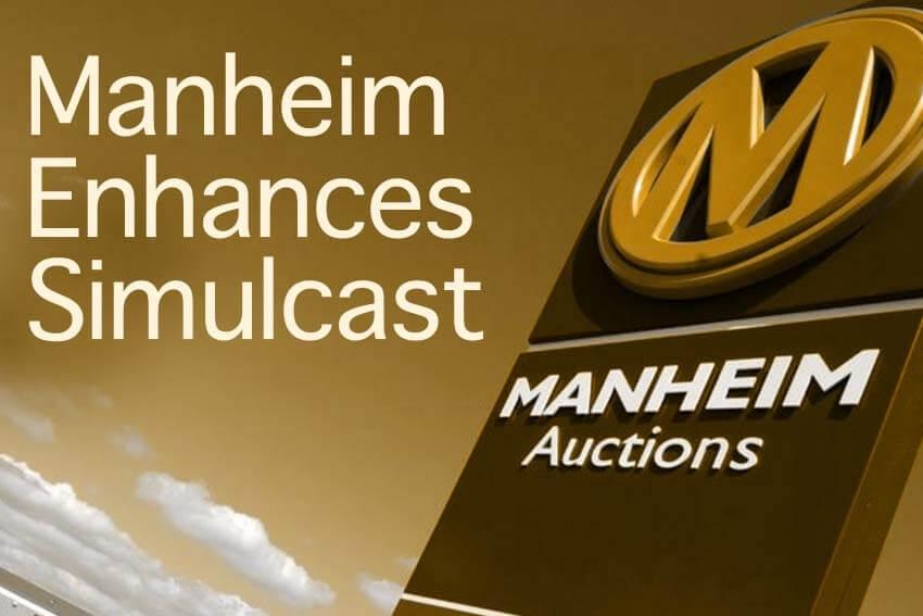 Manheim Enhances Simulcast