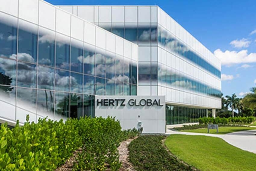 Hertz Touts 4Q Results