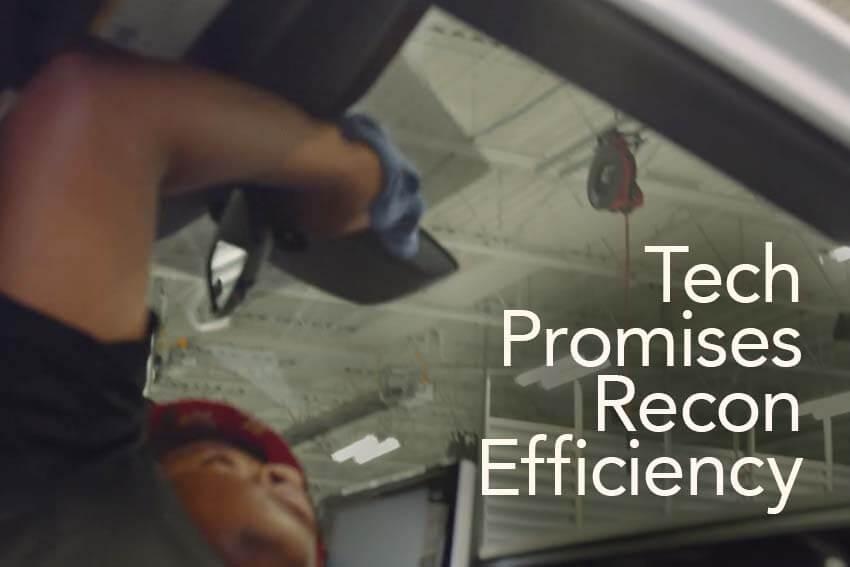 Tech Promises Recon Efficiency