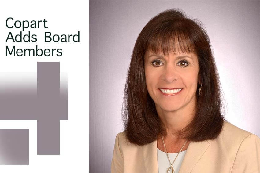 Copart Adds Board Members