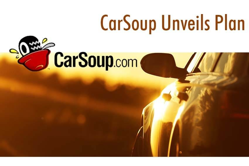 CarSoup Unveils Plan