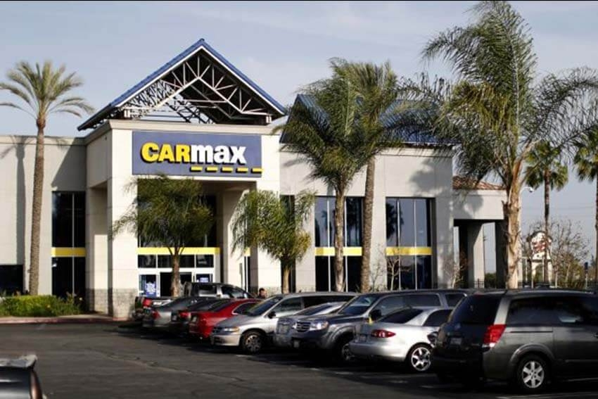 CarMax Adds Online Car Buying in Florida