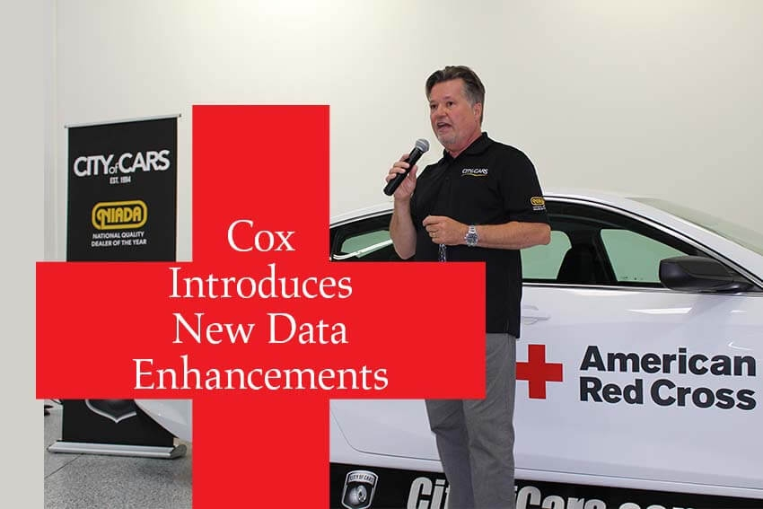 Cox, NextGear, Dealer Help American Red Cross