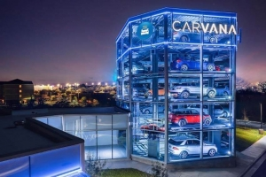 Carvana Adds Another Vending Machine