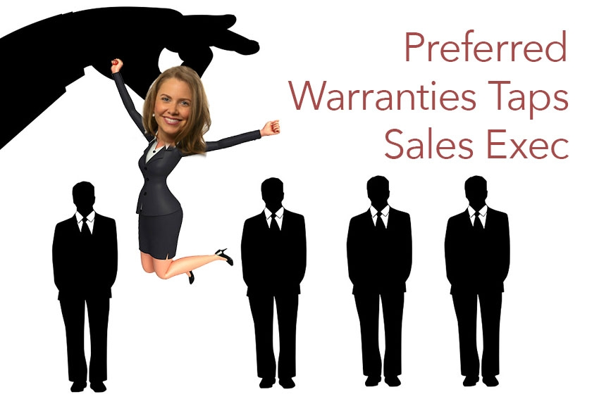 Preferred Warranties Taps Sales Exec