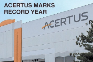 ACERTUS Marks Record Year