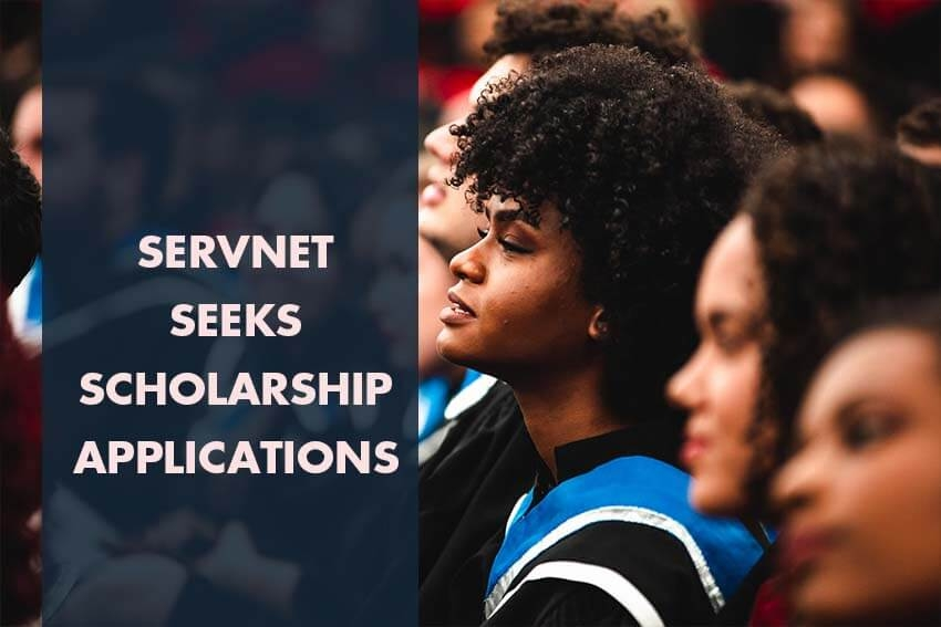 ServNet Seeks Scholarship Applications