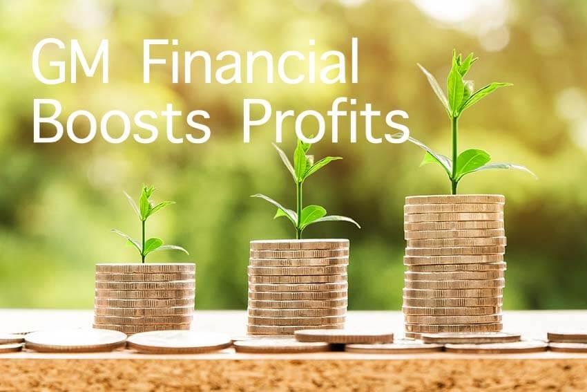 GM Financial Boosts Profits