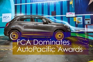 FCA Dominates AutoPacific Awards