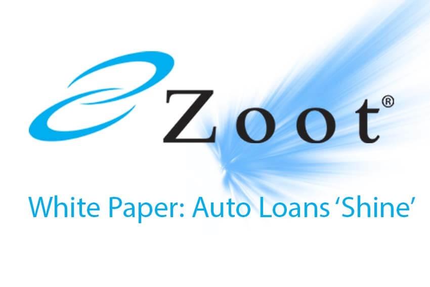 White Paper: Auto Loans 'Shine'