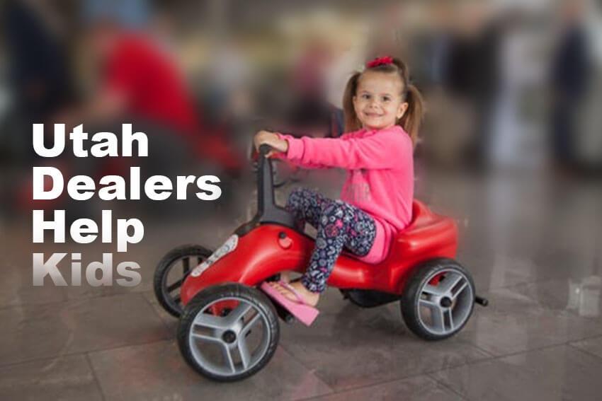 Utah Dealers Help Kids