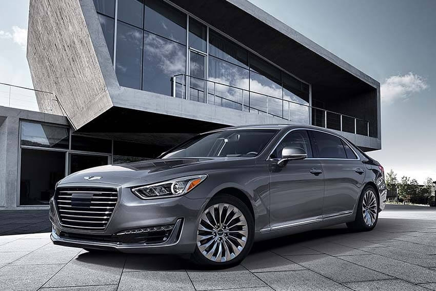 Hyundai Recalls Genesis Vehicles for Turbochargers