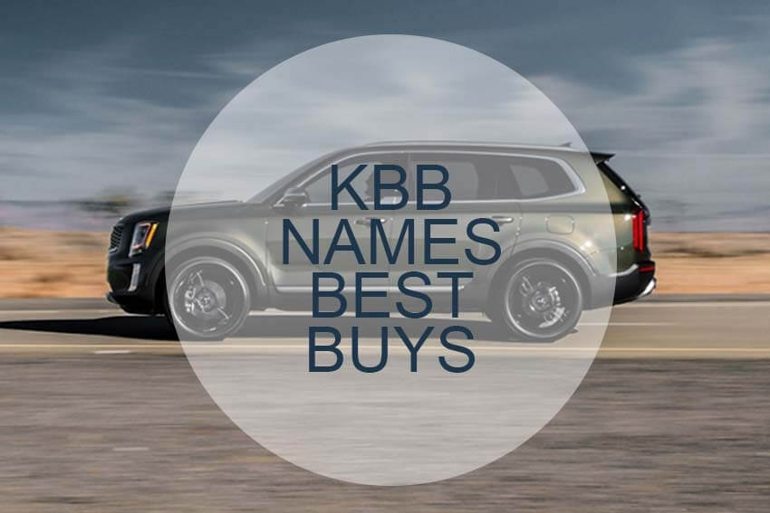 KBB Names Best Buys