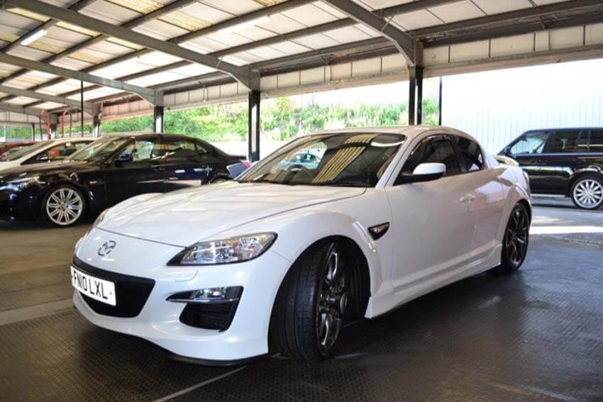 Mazda Steps up Airbag Recall