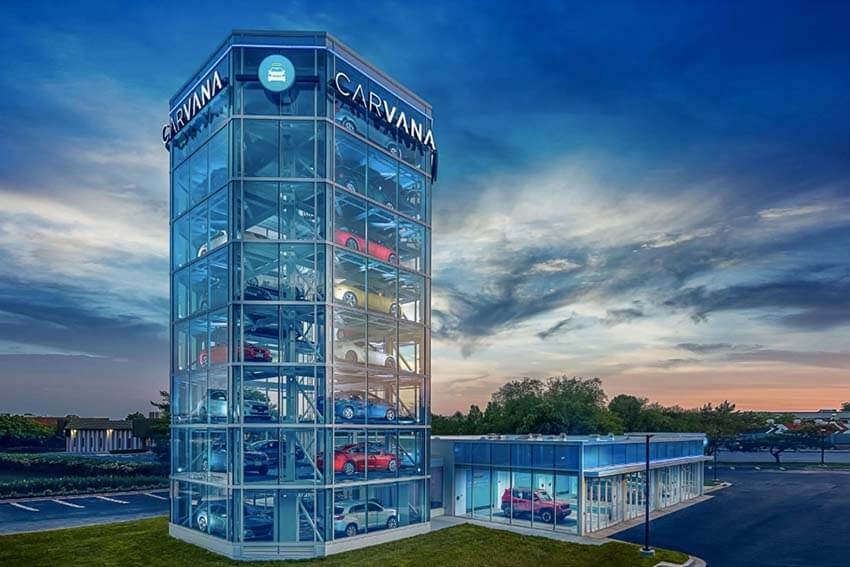 Carvana Expands in Florida, Oklahoma