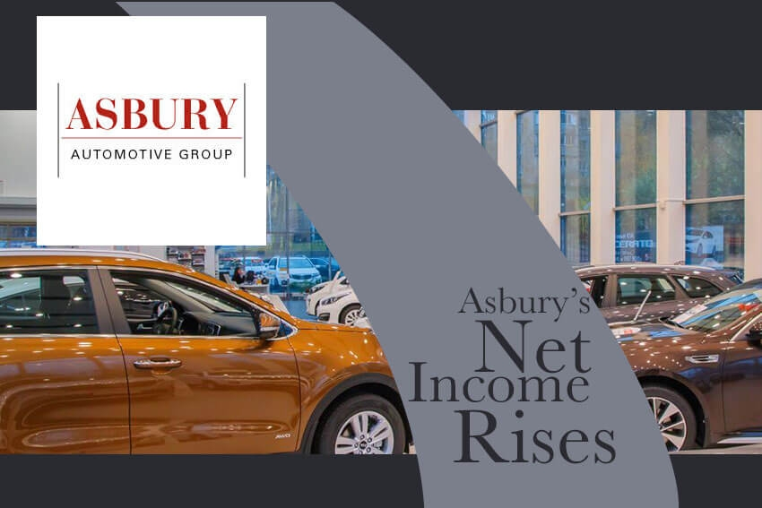 Asbury's Net Income Rises