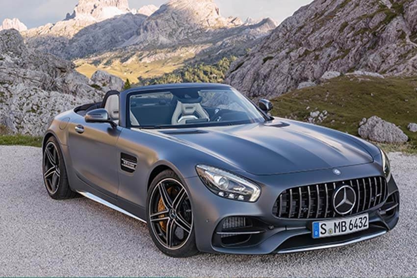 Mercedes Recalls AMGs for Drive Shafts