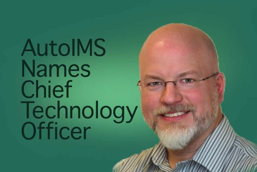 AutoIMS Names Chief Technology Officer