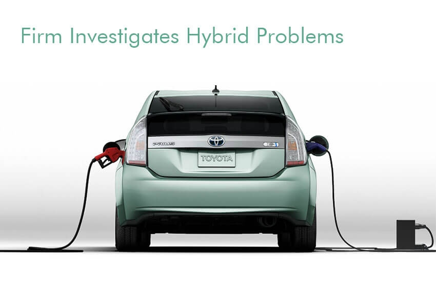 Firm Investigates Hybrid Problems