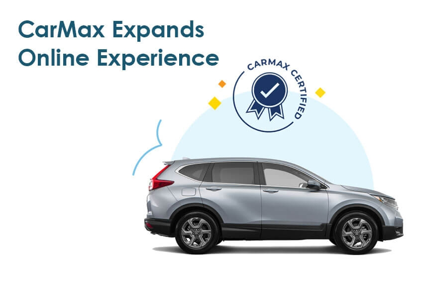 CarMax Expands Online Experience