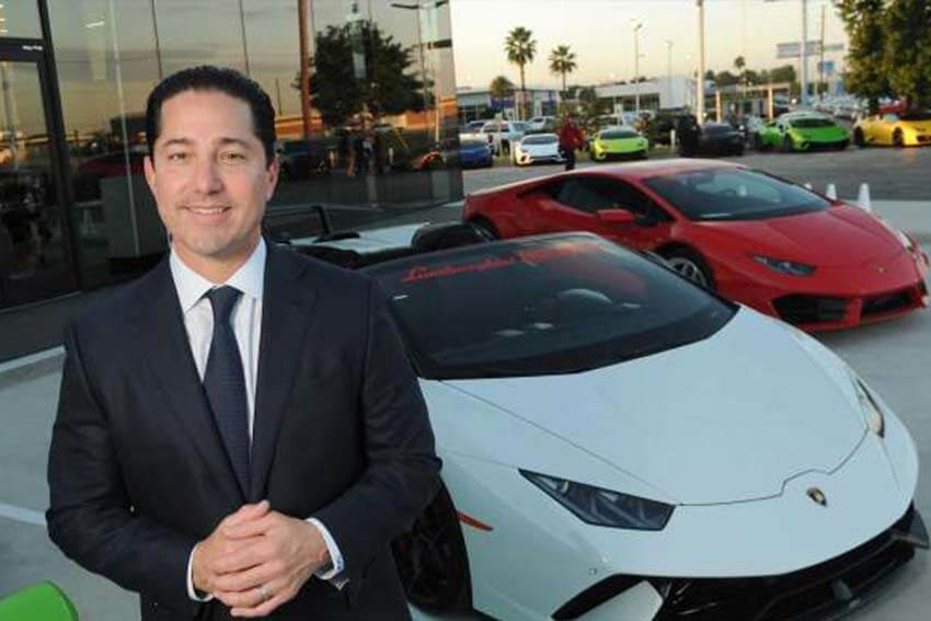 Luxury Dealer Marks 10 Years