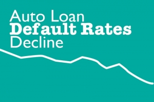 Auto Loan Default Rates Decline