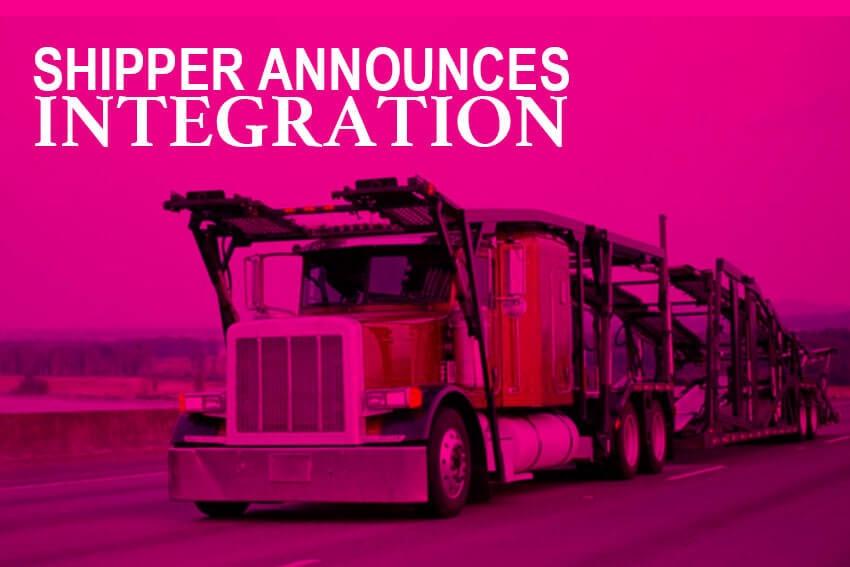 Shipper Announces Integration