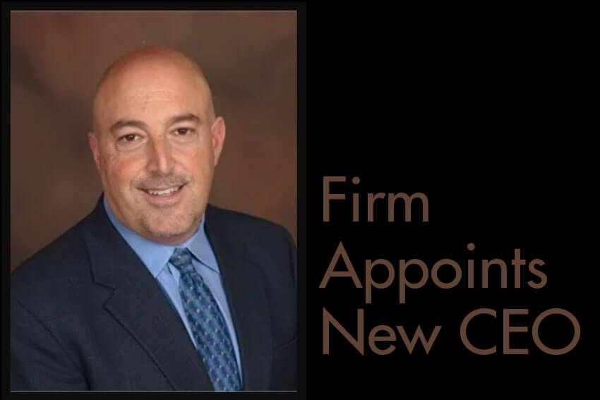 Firm Appoints New CEO