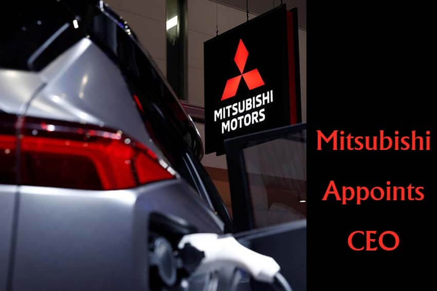 Mitsubishi Appoints CEO