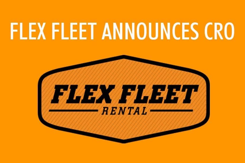 Flex Fleet Announces CRO