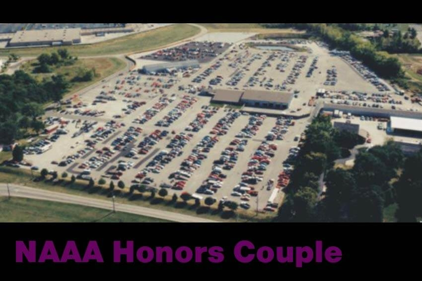 NAAA Honors Couple