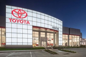 Toyota Tops in Internet Lead Success