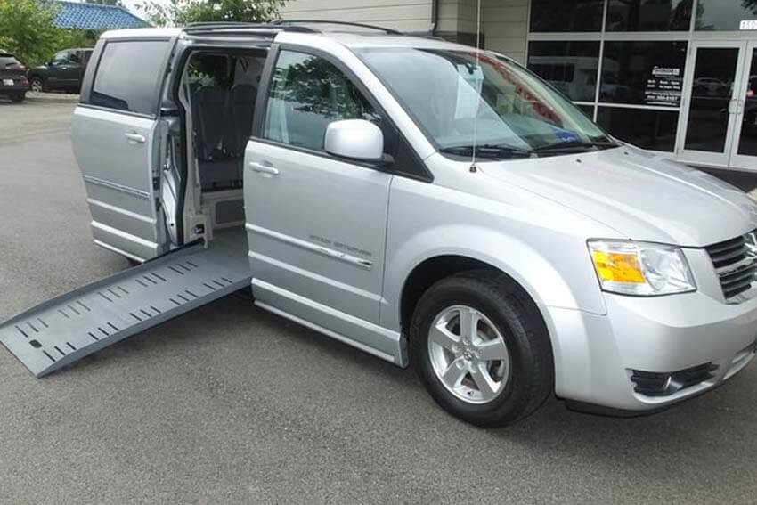Partnership Finances Wheelchair Accessible Vehicles