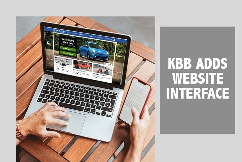 KBB Adds Website Interface