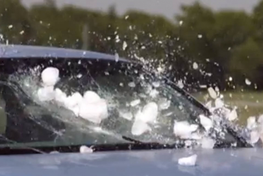 Firms Offer Hail Coverage for Dealers