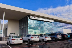 BMW Reports Strong Overall Sales