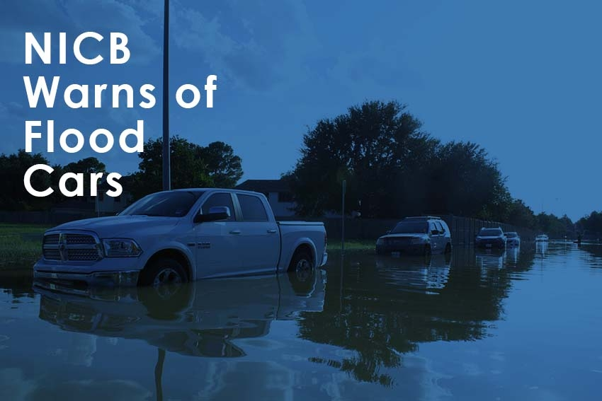 NICB Warns of Flood Cars