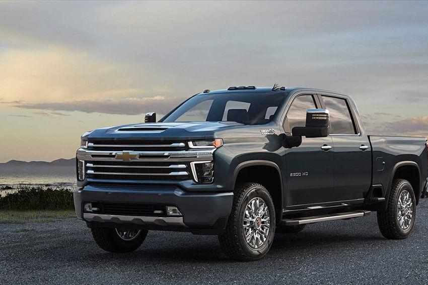 Trucks Dominate Resale Awards